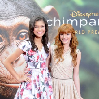 Disneynature's Chimpanzee Movie Review and Red Carpet Premiere