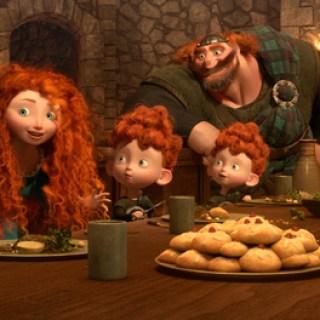 Brave - Merida's family