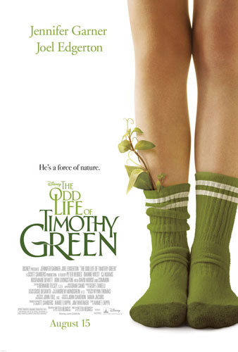 Odd Life of Timothy Green Review