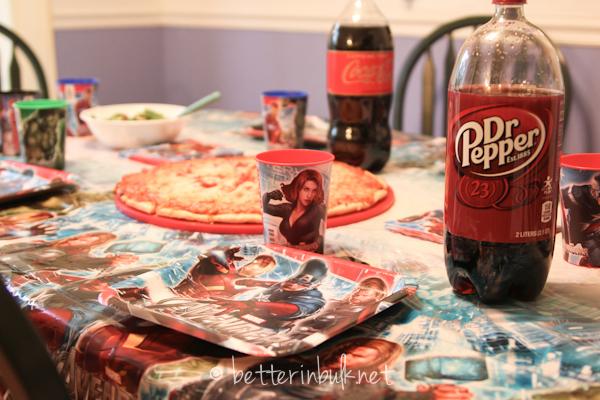 Avengers-marketside-pizza-at-walmart party