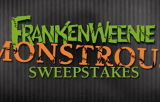 Frankenweenie Sweep