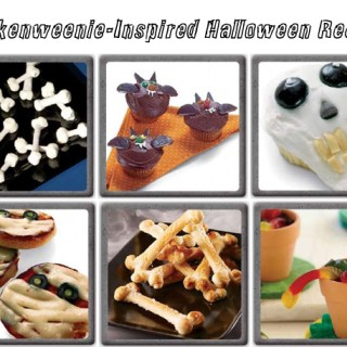 Frankenweenie-Inspired Halloween Recipes