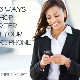 how-to-use-smartphone-to-save-money eBay mobile