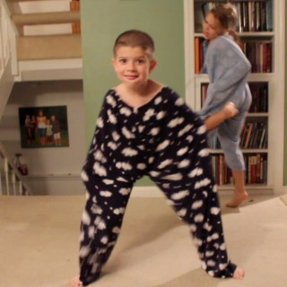 Giant Pajama Pants Dance – The Video You Asked For!