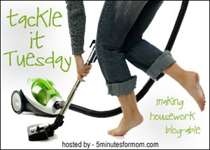 Tackle it Tuesday (on Wednesday)