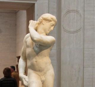 Michelangelo David Apollo