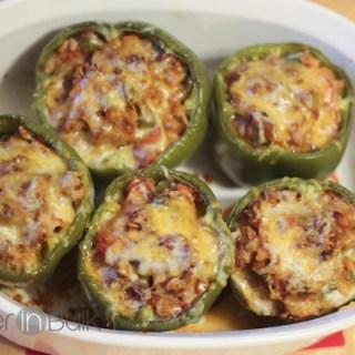 Stuffed Bell Peppers, 3 Ways