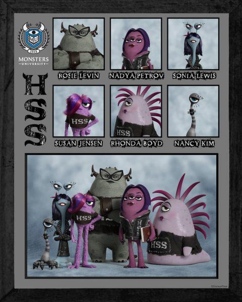 Monster's University Voice Cast Revealed #MonstersUEvent