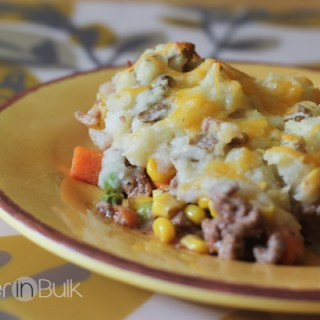 Easy Shepherd's Pie #CansGetYouCooking