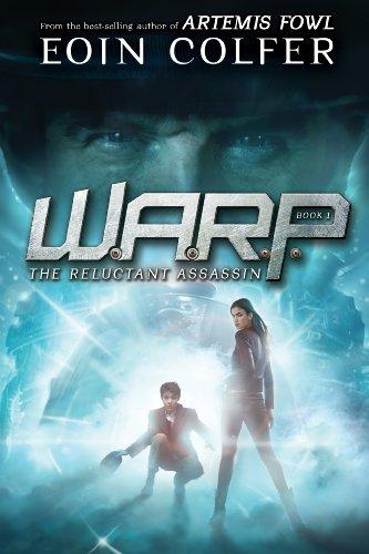 eoin colfer warp