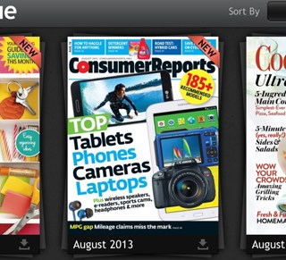 Next Issue – A Newsstand at Your Fingertips