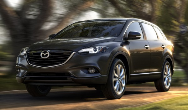 2013 Mazda CX 9 Car Review