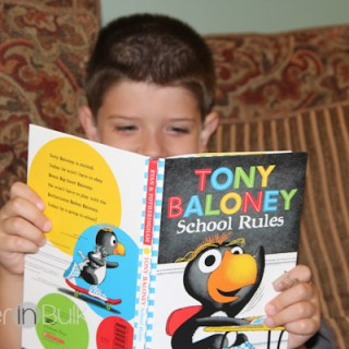 First Day of School with Tony Baloney School Rules