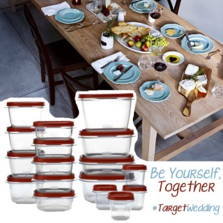Be Yourself, Together: Unique Wedding Gifts from #TargetWedding
