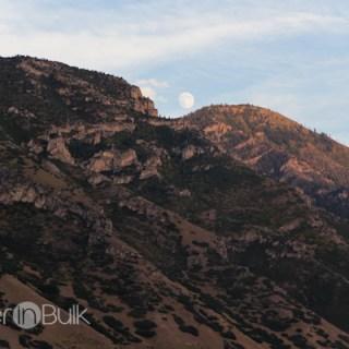 moon in Utah