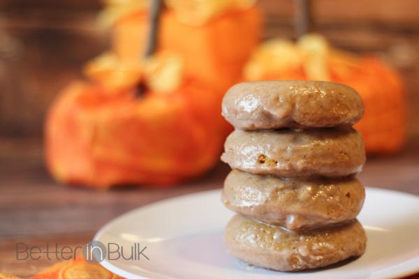 pumpkin donuts-2