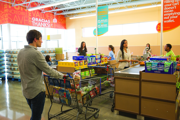 AldiStore_Checkout_Customers