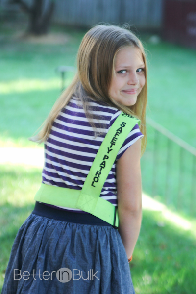 ReeseWrites How to be a good safety patrol