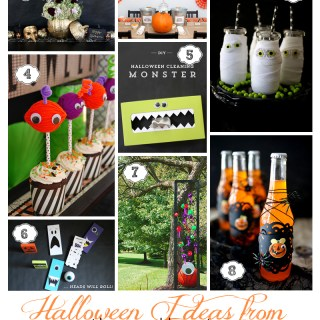 EVITE Gatherings – All Things PARTY! {Halloween Ideas and Beyond}