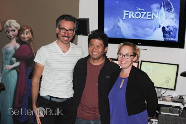 Disney-animators Frozen