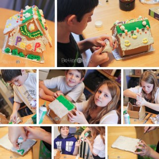 Gingerbread Houses 2013 {Wordless Wednesday}
