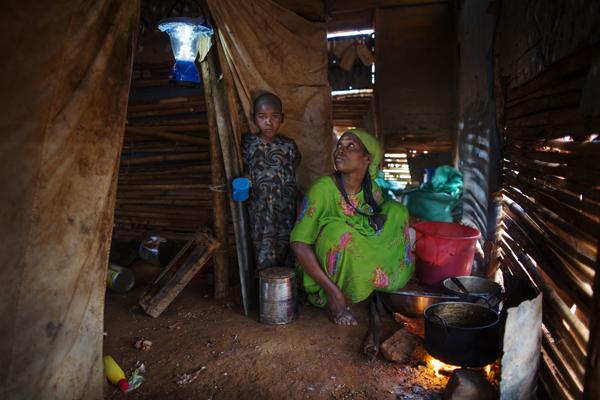 Ethiopia 2013, Dollo Ado, Refugees