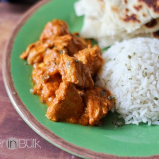 butter chicken slow cooker
