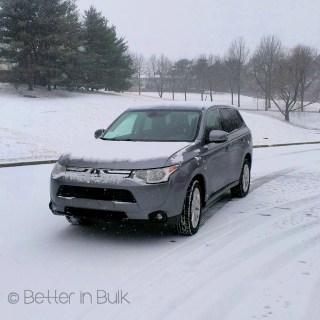 2014 Mitsubishi Outlander SE Review