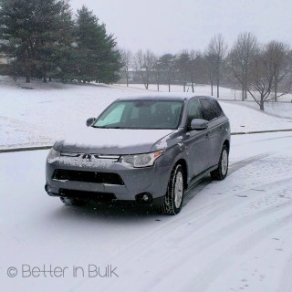 2014 Mitsubishi Outlander SE Review