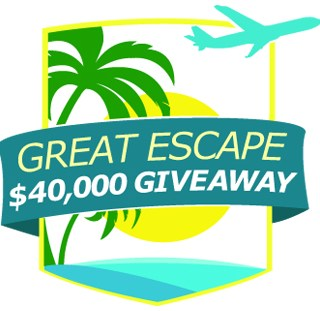 Enter for a chance to win $10,000 in the NEW Nutrisystem Great Escape $40,000 Giveaway
