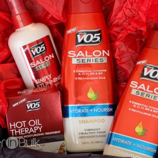 Alberto vo5 salon series giveaway