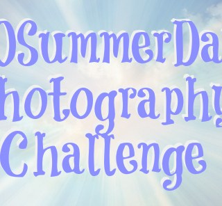Join Me on My #30SummerDays Photography Challenge