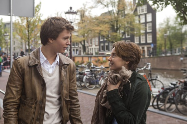 Hazel (Shailene Woodley) and Gus (Ansel Elgort) are two extraordinary teenagers who share an acerbic wit, a disdain for the conventional, and a love that sweeps them -- and us - on an unforgettable journey.