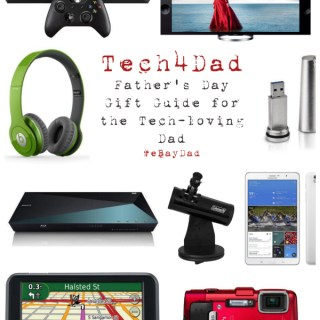 Faher's Day tech gift guide #ebaydad