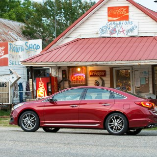 Introducing the 2015 Hyundai Sonata in Montgomery, Alabama #NewSonata