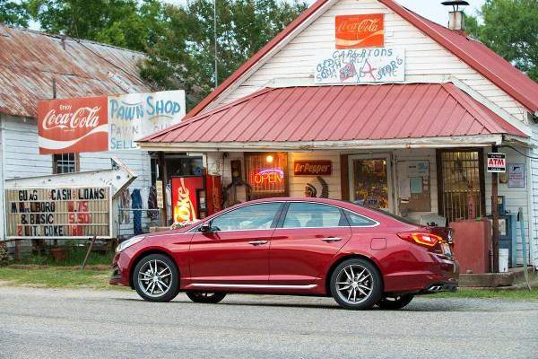 2015 Sonata Debut at Montgomery, Alabama  Hyundai Motor Manufacturing Alabama (HMMA) #NewSonata
