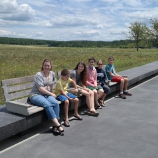 Flight 93 National Memorial, Stoystown Pennsylvania #WW