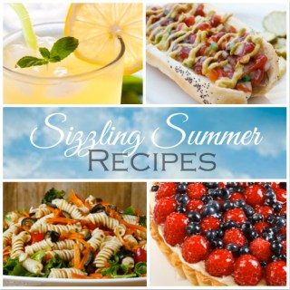Celebrate 4th of July with Food! Sizzling Summer Recipes #100FootJourney