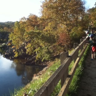 Biking Along the C&O Canal #WW