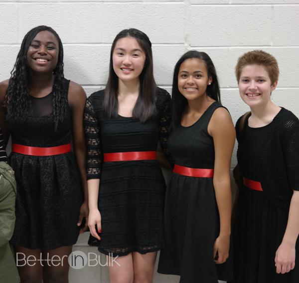 Afterglow quartet 2014