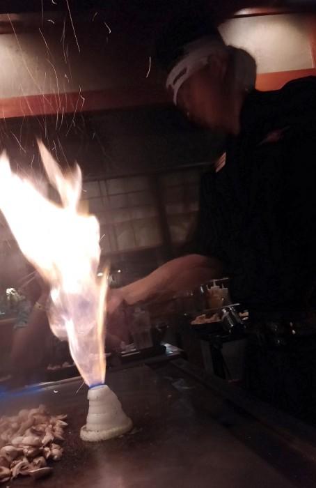 Tokyo Wako flame