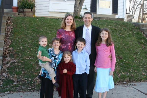 one family photo