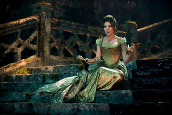 INTO THE WOODS Cinderella