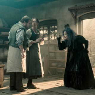 Into the Woods Movie Review #IntoTheWoods