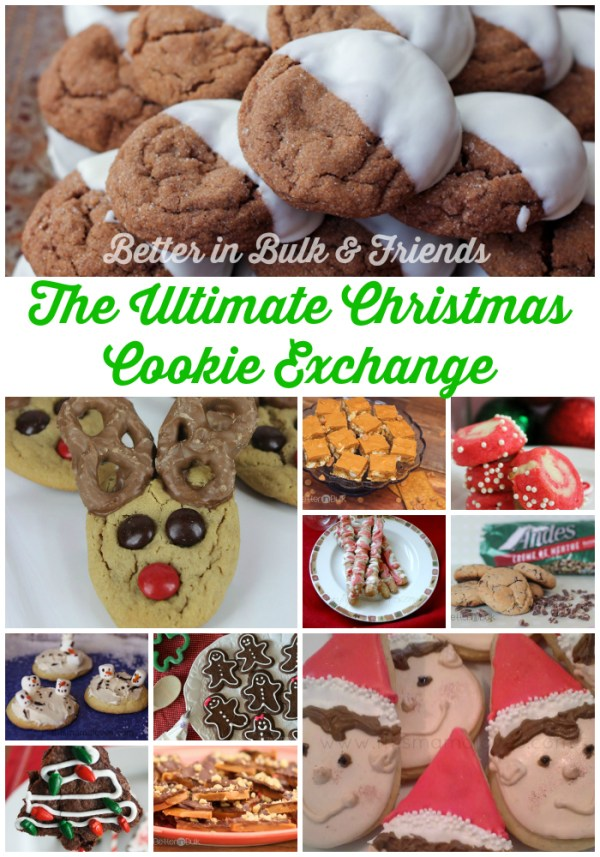 Ultimate Christmas Cookie Exchange Foodie Collection