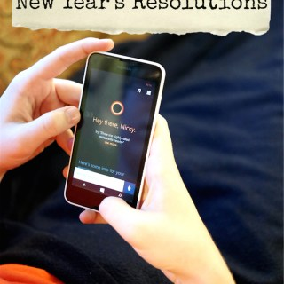 How Your Phone Can Help You Keep Your New Year's Resolutions
