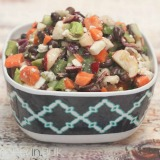 Weight Watchers Veggie Crunch Salad