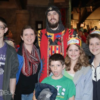 Medieval Times dinner theater