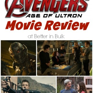 Marvel's Avengers: Age of Ultron Review #AvengersEvent