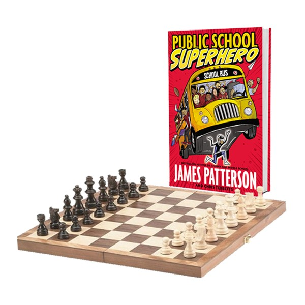 Public School Superhero Chess Prize Pack